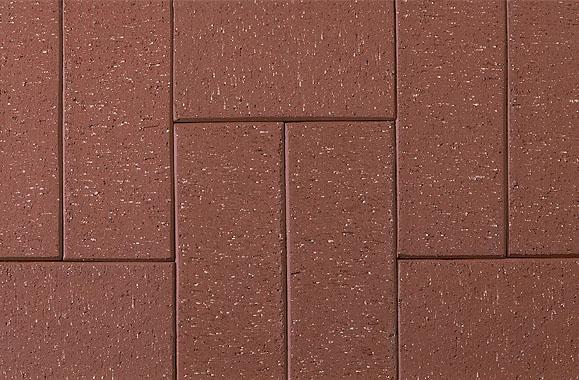 Admiral Red Paver Belden Brick Samples