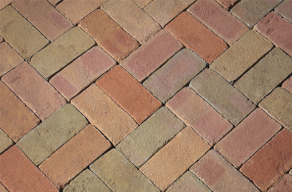 Belcrest 560 Paver Belden Brick Samples