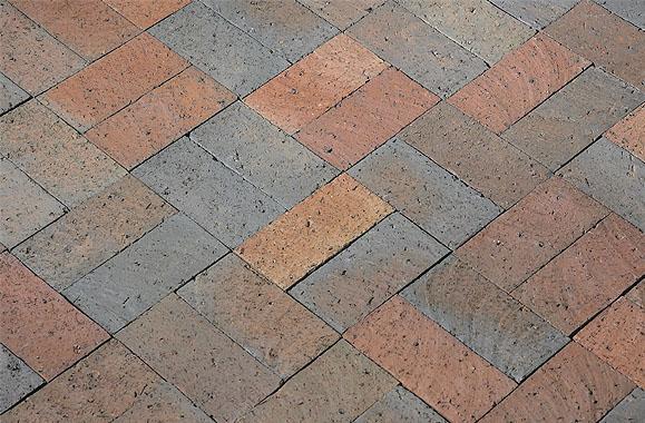 Pawnee Paver Paver Belden Brick Samples