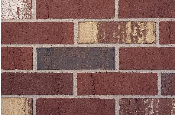 Century Blend Red Belden Brick Samples