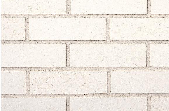 Alaska White Velour White Belden Brick Samples