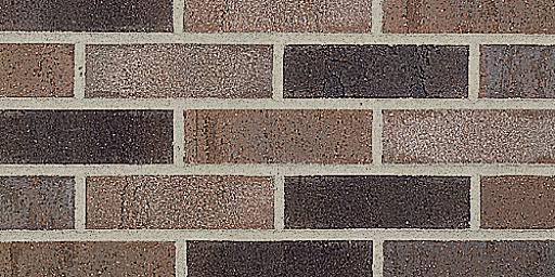 Silver Shadow Extruded Brown Glengarry Brick Colors