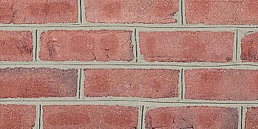 Pennsbury Handmade Orange Glengarry Brick Colors