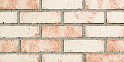 Colonial Rose Extruded Pink Glengarry Brick Colors