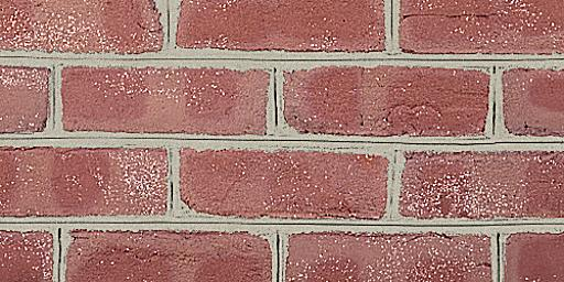 Monticello Handmade Pink Glengarry Brick Colors Samples