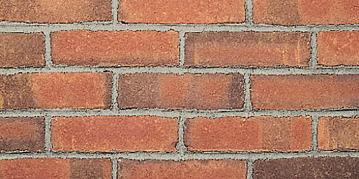 Augusta Molded Red Glengarry Brick Colors Samples And