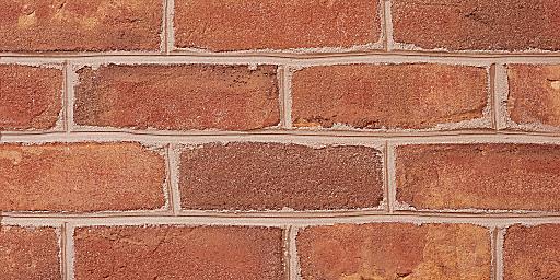 Belgium Handmade Red Glengarry Brick Colors Samples