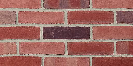 Blackpool Molded Red Glengarry Brick Colors Samples