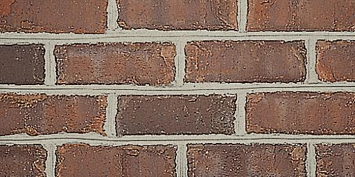 Olde Liberty Rolled Edge Red Glengarry Brick Colors