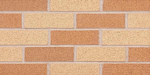 Alhambra Matt M21 27 Extruded Tan Glengarry Brick