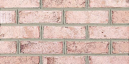 Chesapeake Rolled Edge White Glengarry Brick Colors