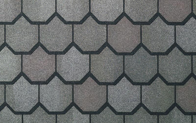Colonial slate carriage house certainteed shingle for Roof shingles styles