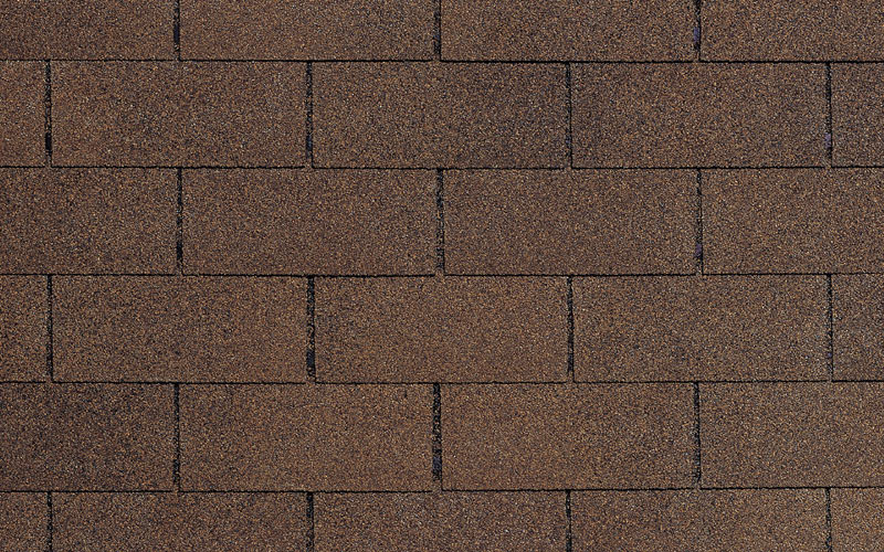 Autumn Brown   Custom Sealdon   Certainteed Shingle Colors, Samples,  Swatches, And Palettes By Materials World.com
