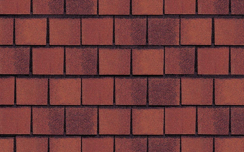 Lighthouse Red Hatteras Certainteed Shingle Colors
