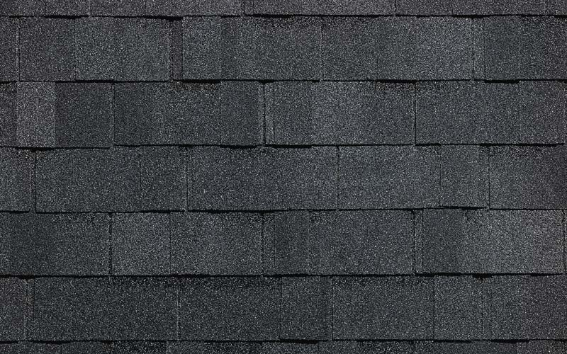 Charcoal Black Independence Certainteed Shingle Colors