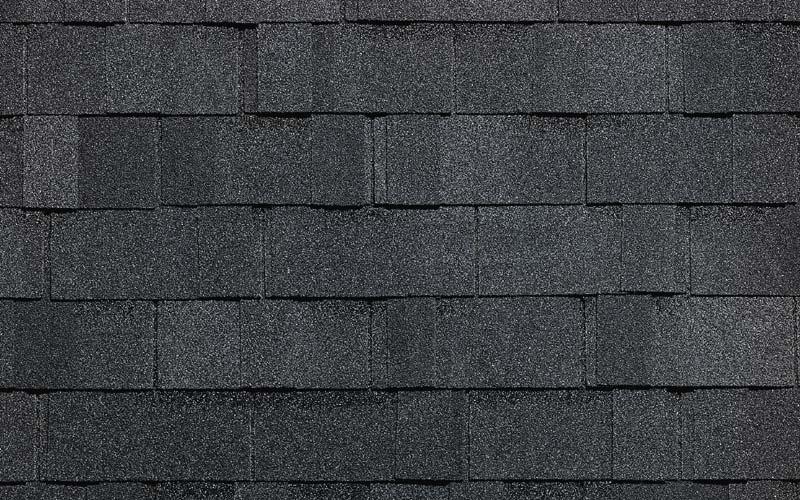 Charcoal Black Landmark Certainteed Shingle Colors