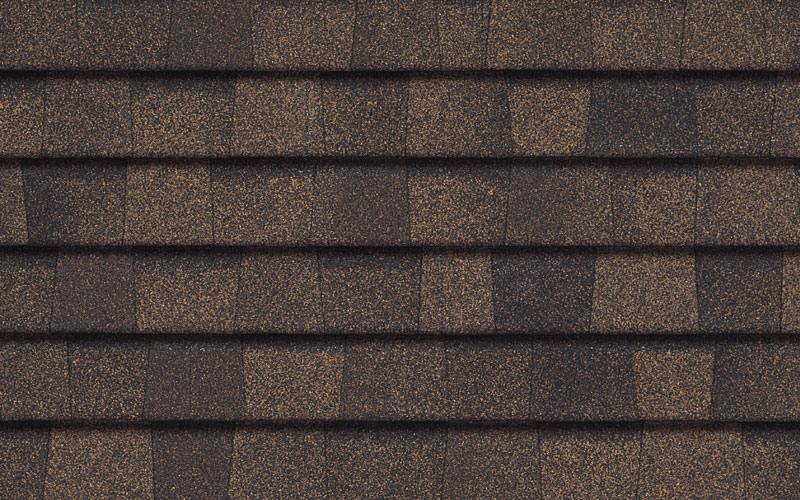 Burnt sienna landmark tl certainteed shingle colors for Best roof color