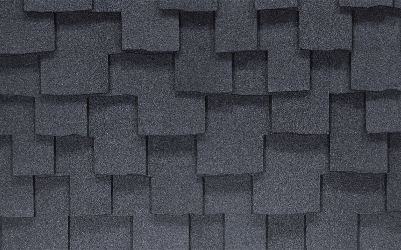 Charcoal black presidential tl certainteed shingle for Names of roofing materials