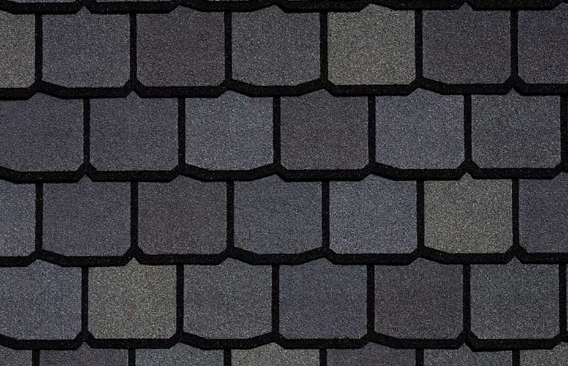 Fieldstone Centennial Slate Certainteed Shingle Colors