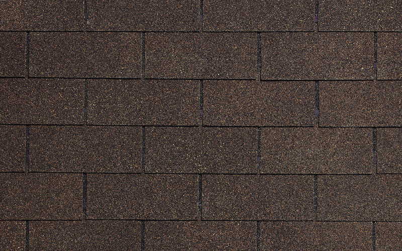 Oakwood Custom Sealdon Certainteed Shingle Colors