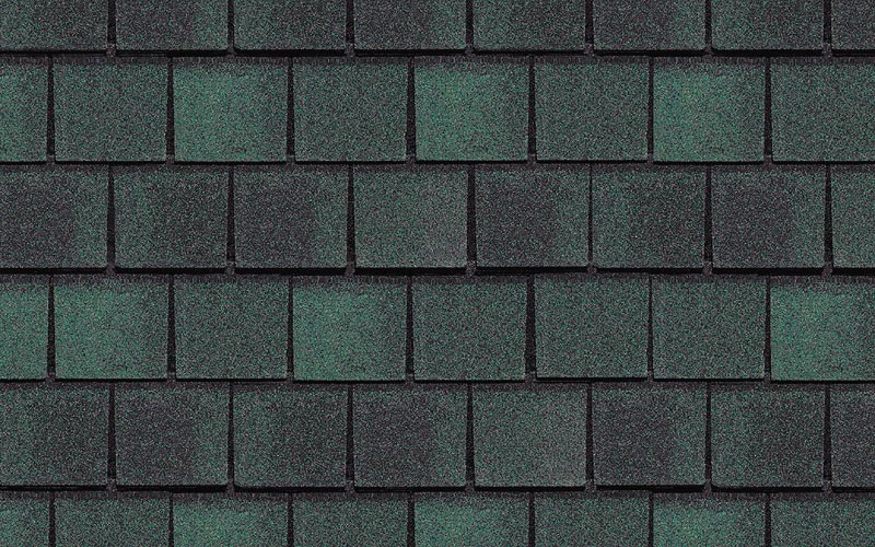 Newport Green Hatteras Certainteed Shingle Colors