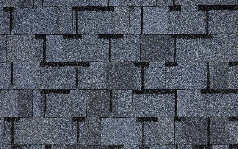 Hamilton Blue Independence Certainteed Roof Shingle