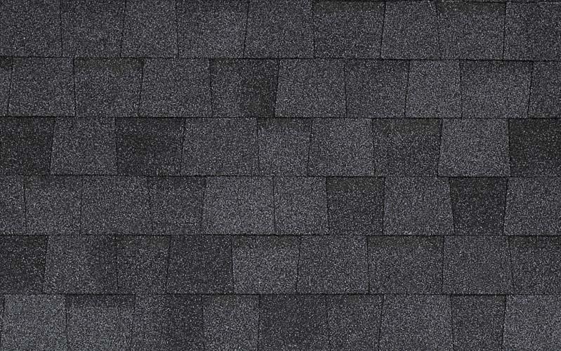Moire Black Landmark Certainteed Shingle Colors