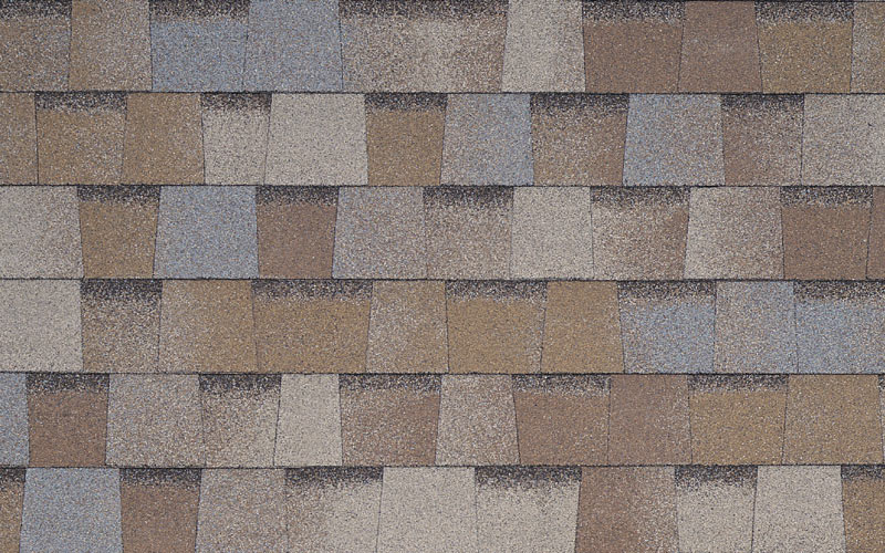 Painted Desert Landmark Certainteed Shingle Colors