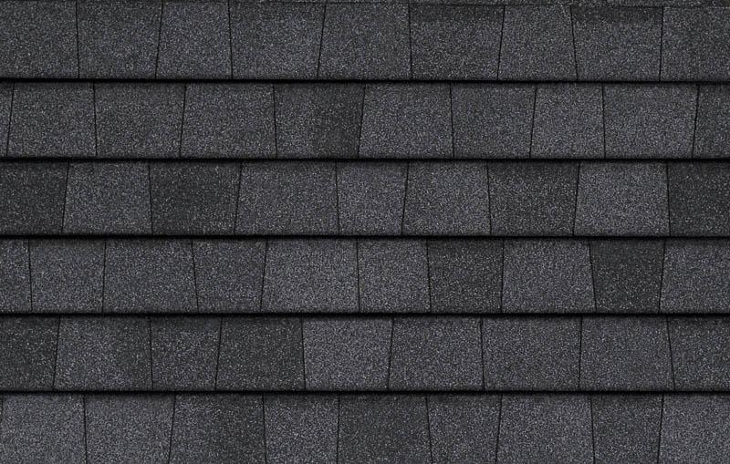 Moire Black Landmark Tl Certainteed Shingle Colors